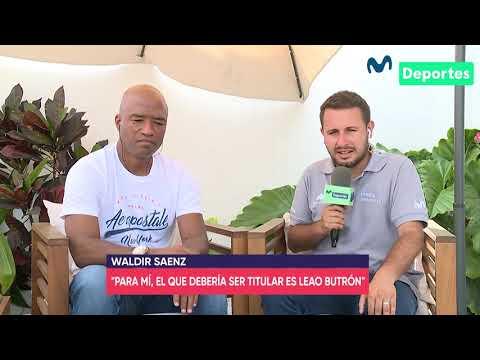 #ModoSele: Waldir Sáenz opina sobre el rendimiento de Alianza Lima en #NocheBlanquiazul