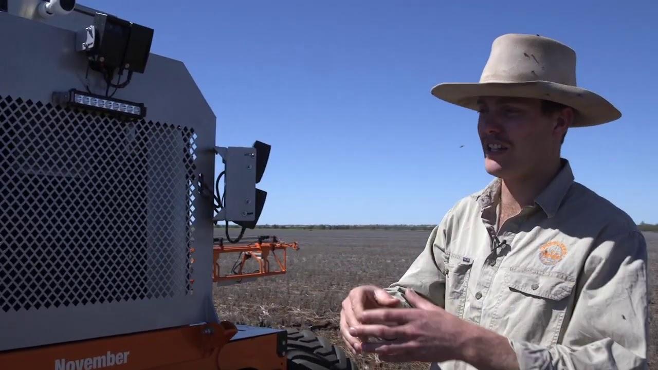 Robots On The Farm – BBC Click