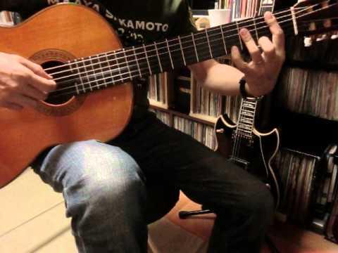 坂本真綾 tune the rainbow (guitar )
