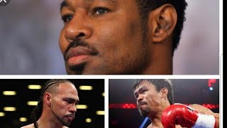 BREAKING NEWS: (WHOA) MANNY PACQUIAO WILL STOP KEITH THURMAN ! SAYS LEGEND SHANE MOSLEY 😳