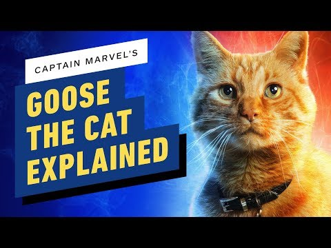 Captain Marvel's Cat: Goose Explained
