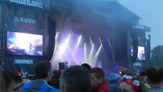 Marilyn Manson - Tourniquet Download Festival 2015