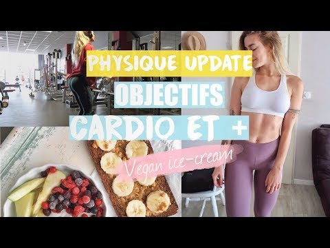 PHYSIQUE UPDATE, PLAN D'ATTAQUE, CARDIO  | | Vegan Ben&jerry's taste test