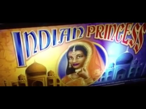 Indian Princess  LIVE PLAY $100 to $3500 in 12 mins
