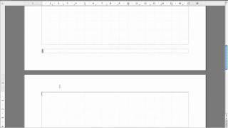 Текстовый редактор. Номера страниц