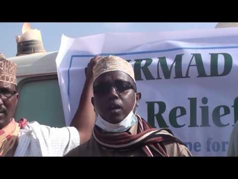Ha,yada Gurmad Somali Relief oo Deeq Daawo ah soo Gaadhsiisay Buuhoodle