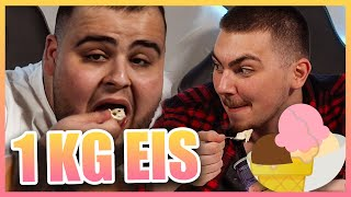 1KG EIS ESSEN Challenge! FatComedy VS AbuGullo