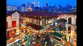 Chinatown Singapore 新加坡牛車水的故事 懷舊影片