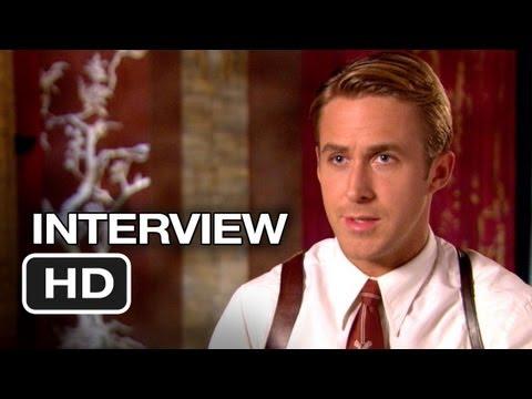 Gangster Squad Interview - Ryan Gosling (2013) - Sean Penn, Josh Brolin Movie HD