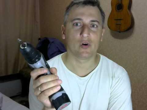 Обзор сетевого шуруповерта Зубр ЗСШ-300-2 - YouTube