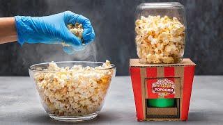 DIY Popcorn …
