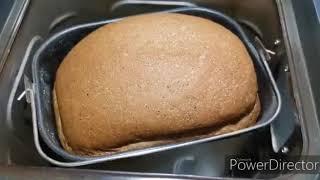 Хлеб с ржаным солодом и медом