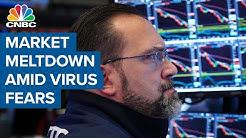 Cornerstone Macro technician charts today's market carnage