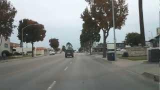 calles de santa maria california