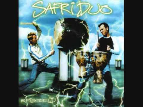 Safri Duo ( Remix By MsCoMF) - The Bongo Song