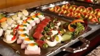 Как можно красиво оформить разные блюда