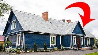 Супружеская пара купила старый дом и вот что они сделали! Невероятно!