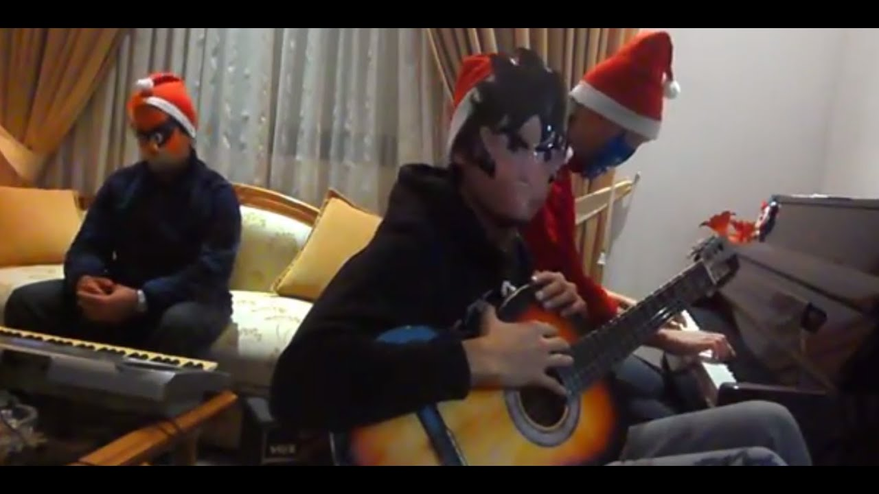 how to play christmas canon on acoustic guitar
