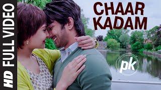 'Chaar Kadam' FULL Song | PK | Sushant Singh Rajput | Anushka Sharma | T-serieswidth=