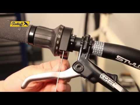 Right Twist Grip 14 Speed Light 8206 Rohloff Gear Switch New Model
