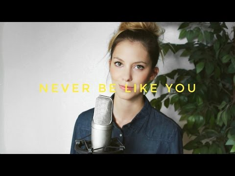 Never Be Like You - Flume | Romy Wave (piano Cover)