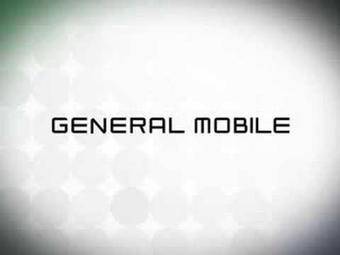 Generalmobile 3g cool
