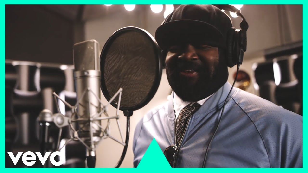 Gregory Porter - Don't Lose Your Steam (Forbes Street Studio Session)