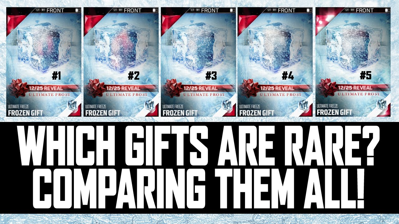 How To Tell The Differences Between The Gifts! | Which Is The RARE ...