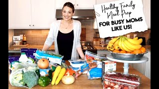 Quick & Healthy Family Meals For Busy Moms