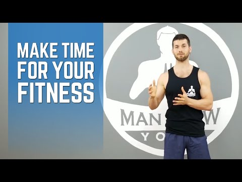 Find the best time for workouts | Make time for your fitness!