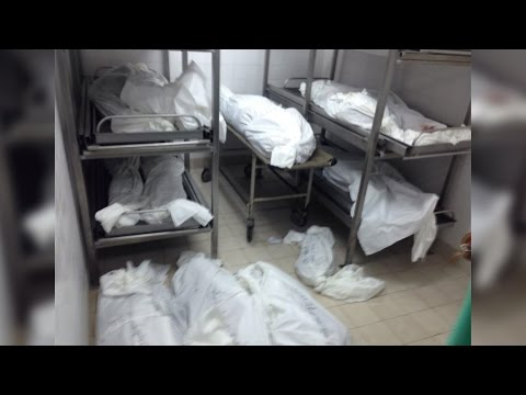Sharif Abdel Kouddous on Israel's Gaza Massacres: F-16 Kills 24 Relatives After 72 Die in  Shejaiya