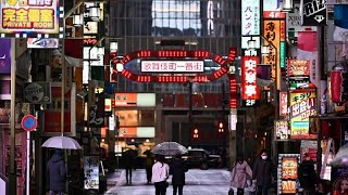 Japanese cities empty after government toughens coronavirus measures