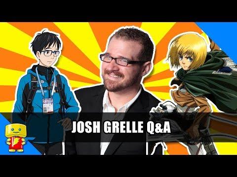 Josh Grelle Q&A