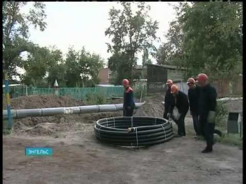 Андрей Куликов, глава администрации Энгельсского района: трубы ИЗОПРОФЛЕКС — это в первую очередь отсутствие потерь
