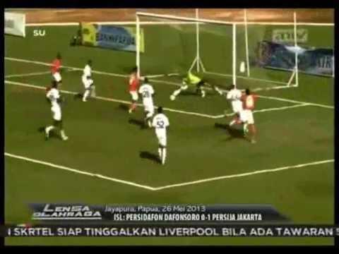 Viva Persija - Persidafon 0-1 Persija Jakarta