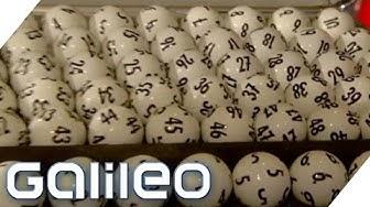 Das Glücksspielexperiment | Galileo | ProSieben
