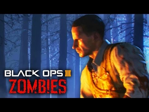 "Black Ops 3 ZOMBIES - FOREST MAP? MYSTERY ""NORTHWOODS"" DLC? (Call of Duty NORTHWOODS)"