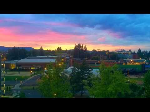 Oregon State University Sky