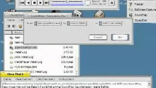 Wav zu MP3 mit Soundplay
