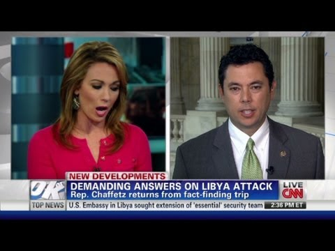 Rep. Chaffetz on Benghazi investigation