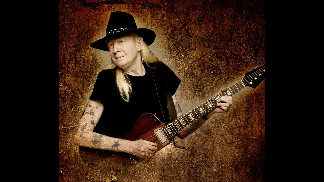Brian's Backyard BBQ Presents The Johnny Winter Memorial