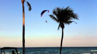 en las playas de Miami Beach