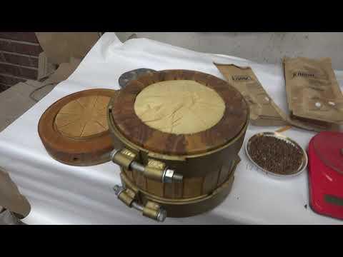 Как делают масло виноградных косточек
