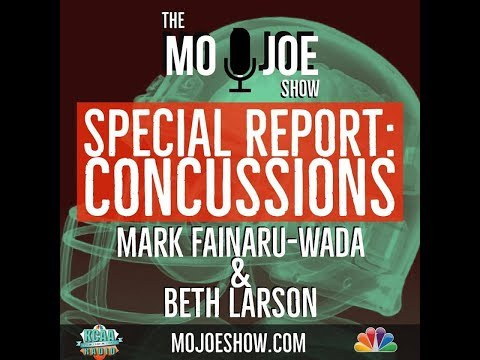 KCAA Radio || The Mo & Joe Show || #6 SPECIAL REPORT: CONCUSSIONS || 10/06/2017