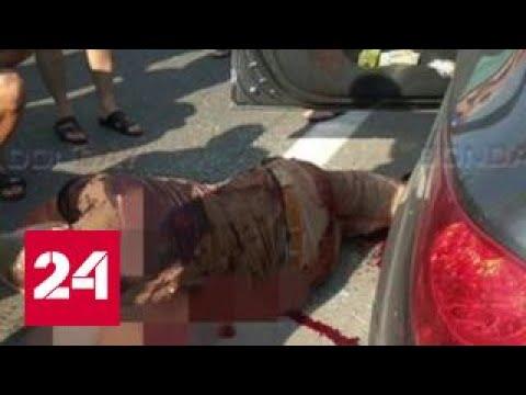 Расстрел на трассе: бывший муж убил экс-супругу из соседнего автомобиля