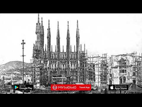 Sagrada Familia – Early Beginnings – Barcelona | Audio Guide | MyWoWo Travel App