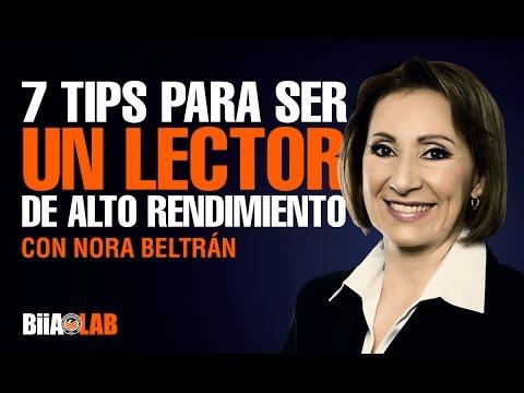 Nora Beltrán - Lectura de alto rendimiento