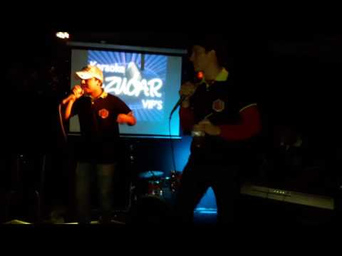 Safel swing en vivo karaoke Azúcar vips