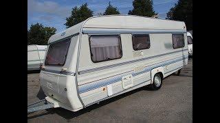 Жилой прицеп,автодом,караван,дом на колёсах WILK c французской кроватью обзор