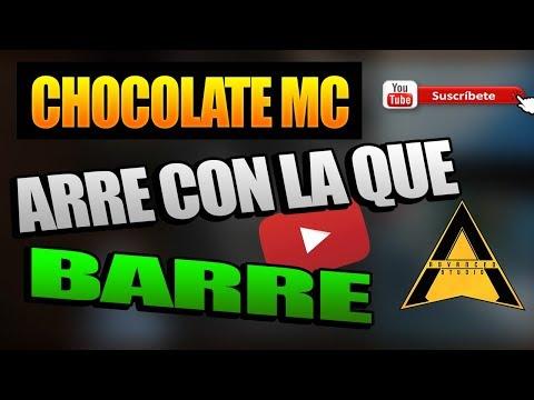 Arre Con La Que Barre - Chocolate feat. Landy Lan & El Zorro (Video Promo)